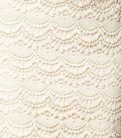 Lacy Scalloped Crochet
