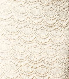 Lacy Scalloped Crochet