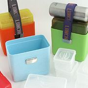 These lunchboxes look awesome. I hate baggies...so this is a great alternative.