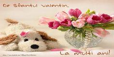De Sfantul Valentin... La multi ani!