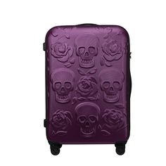 """New 3D Fashion Style Rolling Luggage Suitcase Spinner 20"""" Boarding Box Trolley…"""
