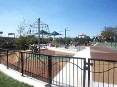 Montgomery Ward Park | Playground - River North Neighborhood - Chicago River North Real Estate And Much More!