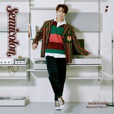 Woozi, Mingyu, Seungkwan, Seventeen Number, Seventeen Album, Carat Seventeen, South Korean Boy Band, Korean Boy Bands, Hip Hop