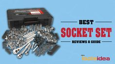 Looking for Best Socket Set? We have prepared this detailed list (with our Reviews & Guide) of Best Socket Set.