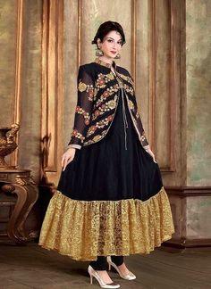 Pakistani Indian Anarkali Dress Suit Salwar Ethnic Bollywood new Kameez Designer…