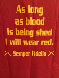 Every Friday I wear red to support my brothers and sisters in the armed forces Marine Corps Humor, Us Marine Corps, Once A Marine, Marine Mom, Marine Quotes, Military Quotes, Military Mom, Military History, Marines Girlfriend
