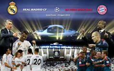 Watch Real Madrid vs Bayern Munich Live Stream
