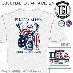 Tgi greek zeta beta tau spring recritment greek for Rush custom t shirts