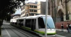 osCurve   Contactos : MEDELLIN-En mayo inician pruebas del Tranvía de Ay...