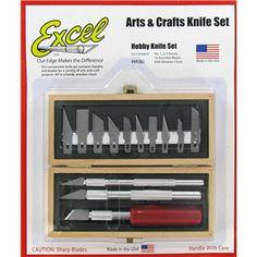 Excel Hobby Blades Hobby Knife Set | Shop Hobby Lobby