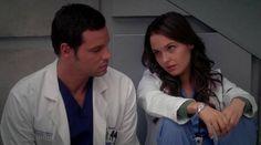 Jo and Alex Karev. Grey's Anatomy.