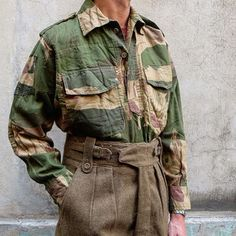 Military Style Brut Clothing Paris - Vintage at his best Workwear Fashion, Mens Fashion, Boutique Vintage Paris, Country Man, Gq Style, Army Style, Vintage Outfits, Vintage Fashion, Outdoor Men