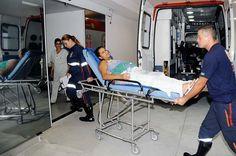 A Maternidade do Complexo Hospitalar dos Estivadores iniciou o atendimento ao público na noite de ontem com a entrada da primeira paciente