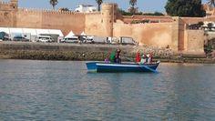Balade en bateau à Rabat