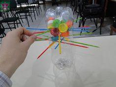 Ideas para jugar y festejar: Juegos con tapas o chapas de botellas recicladas