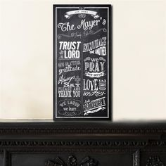 Personalized Christian Family Rules  Custom by InvitingMoments, $35.00