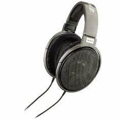 Sennheiser HD 650 - Cuffia stereofonica Hi-Fi dinamica aperta, tipo circumaurale