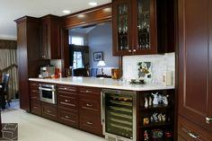 Beautiful custom cabinet in Rancho Santa Margaria Kitchen