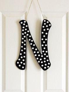door initials