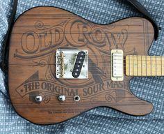 Grove Guitars, Grove Basses and Gravy Train Amps