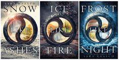 Snow Like Ashes is one of my favorite series! Click through to see more series you'll love!