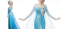 Elsa, Frozen   Community Post: 16 Ridiculously Good-Looking Disney Costumes You Can Actually Buy