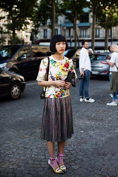 On the Street…Avenue de Friedland, Paris