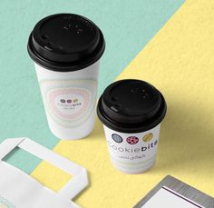 CookieBits Brand Identity on Behance