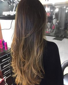 Luscious Balayage With Subtle Purple Tones - 20 Stunning Examples of Mushroom Brown Hair Color - The Trending Hairstyle Brown Hair Shades, Light Brown Hair, Brown Hair Colors, Brown Hair Balayage, Hair Highlights, Ombre Hair, Layered Hair, Brunette Hair, Dyed Hair