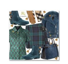 Burberry by leanne-mcclean on Polyvore featuring polyvore fashion style Burberry clothing