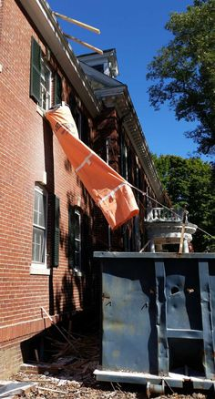 Gallery - Easy Chute Construction Debris Chute