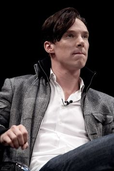 Benedict Cumberbatch, British actor