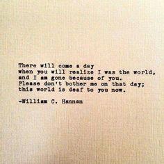 #WilliamCHannon