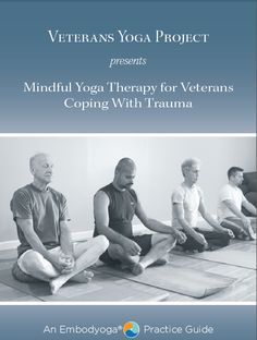 Mindful Yoga Therapy for Veterans Coping with Trauma is a collection of simple but effective yoga practices developed by Suzanne Manafort and Dr. Daniel Libby through practical and clinical experience working with Veterans coping with PTSD and other psycho-emotional stress. While benefiting trauma patients safely and comfortably, the practices can be used by anyone dealing with stress. There is an illustrated pose guide and two meditation CDs that can be used along with this man...