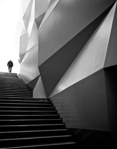 Thomas Leuthard is a passionate street photographer from Switzerland, who provides street photography training material for all levels of learning. Architecture Design, Amazing Architecture, Contemporary Architecture, Facade Design, Light And Shadow, Street Photography, White Photography, Interior And Exterior, Cool Designs