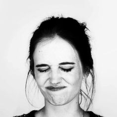 Eva Green. Haha this is so out of character for her but hilariously precious