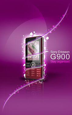 Sony Ericsson G900 by r0man-de on DeviantArt