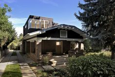 Geneva | Boulder Architect | Modern Architect | Sustainable Design | Mountain Architecture by Arch11  Amazing Renovation & Addition to Craftsman Bungalow