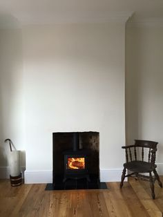 Chesneys Beaumont 5kw wood burning stove.