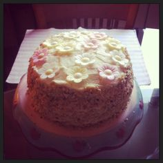 Homemade Mothers Day Cake x