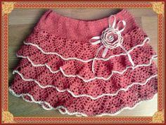 Crochet sólo con paso a paso o video (pág. 28) | Aprender manualidades es facilisimo.com