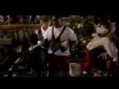 """Let It Snow"" by Boyz II Men and Brian McKnight - This Christmas slow jam is one for the ages. Also, when is the last time you thought about Brian McKnight? Soulful Christmas, Classic Christmas Songs, Favorite Christmas Songs, Merry Christmas To All, Christmas Music, A Christmas Story, My Favorite Music, Black Christmas, Christmas Ideas"