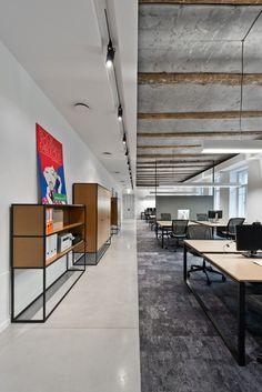 Treatwell Office / Plazma Architecture Studio, Vilnius, Lithuania
