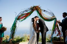 Festive Rancho del Cielo Wedding