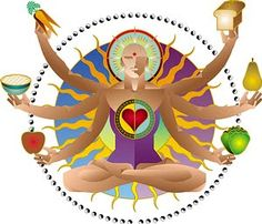 The Yoga Diet- A very good site to read.  ~GirlNesting