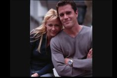 Deanne Bray and Yannick Bisson