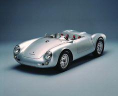 Porsche 550 Spyder by Auto Clasico, via Flickr