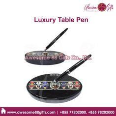 Promotional Luxury Metal Pen suppliers in Phnom Penh Metal Pen, Phnom Penh, Laptop Bag, Cambodia, Promotion, Printing, Luxury, Table, Gifts