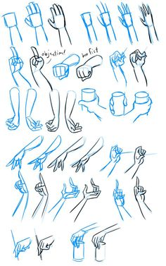 ✔ Drawing Tips Anime Hands Hand Drawing Reference, Drawing Hands, Art Reference Poses, Drawing Tips, Drawing Base, Drawing Ideas, Drawing Templates, Drawing Techniques, Drawings Of Hands