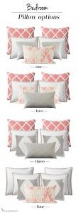 How to Style Your Bed with Pillows